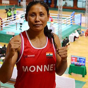 Sarita Devi on comeback trail after serving ban