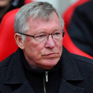 Ferguson upbeat as United end empty-handed