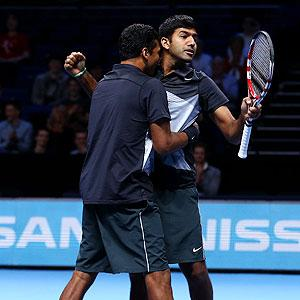 Bhupathi-Bopanna enter ATP World Tour finale