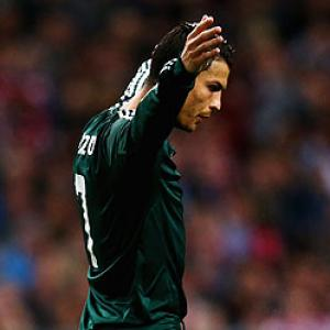 CL: Real ride on Ronaldo hat-trick, City, PSG flop
