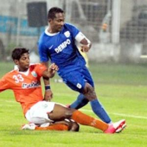 I-League: Dempo drub Sporting Clube de Goa