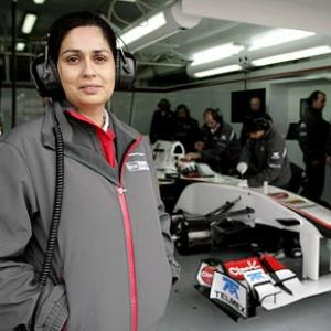 Forget the Hindi, Kaltenborn's Indian roots strong