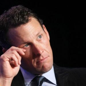 Lance Armstrong: Living strong