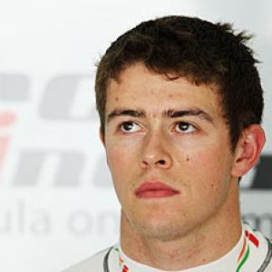 Force India's Di Resta teams up with Button's manager