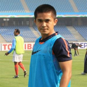 Chhetri, Alemao denied Singapore visa for AFC Cup match