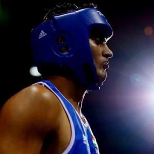 Vijender ready for comeback at World Championship trials