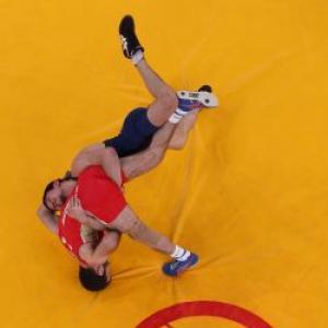 Indian wrestlers bag three medals at Jr Asian C'ships