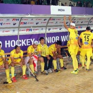 Jr WC hockey: Our boys gave away the match to Korea, says India coach
