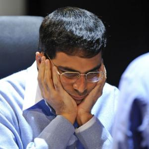 Vishy Anand starts with a draw in Gibraltar Chess