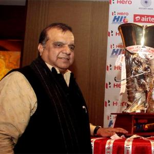 Narinder Batra elected president of International Hockey Federation