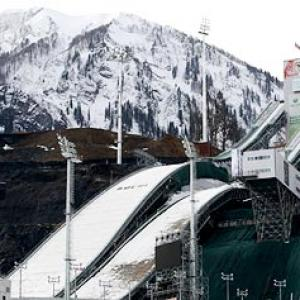 Russia will be ready for 2014 Winter Olympics: Putin
