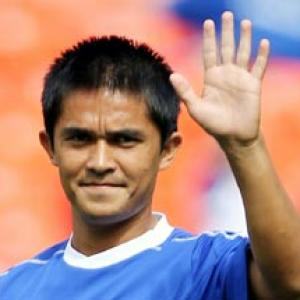 Chhetri joins Churchill Brothers on loan