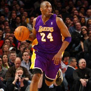 Kobe Bryant voted to record 15th straight All-Star start