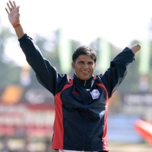 First Look: Paralympian Jhajharia clinches World javelin gold