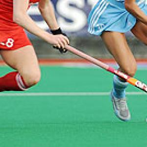 Jr hockey WC: Indian girls record 1st win