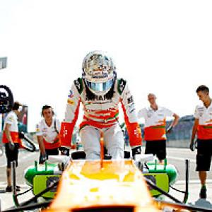 Bad day for Force India as Sutil fails to complete 100th GP