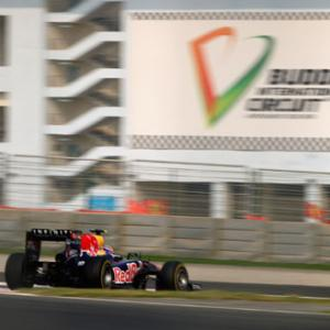 2014 Indian F1 GP dropped, say organisers