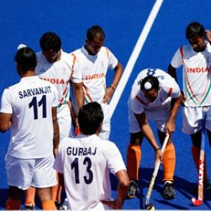 Asia Cup hockey: Senior men's probables list cropped to 33