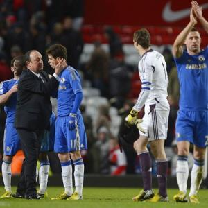 Photos European Roundup: Chelsea fight back