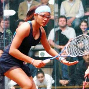 KL squash:  Bright start for Pallikal