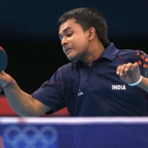 Indian paddlers enter Rd 2 of Commonwealth TT