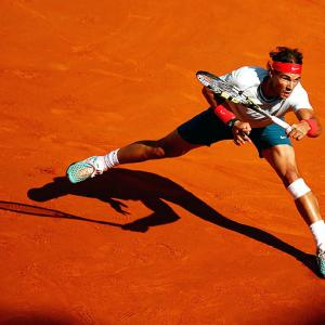 Nadal back in old routine and looking invincible