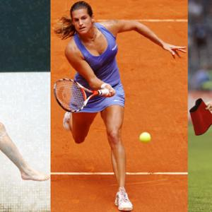 PHOTOS: These sports stars are happy and proudly 'gay'