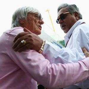Ecclestone says door is open for India return