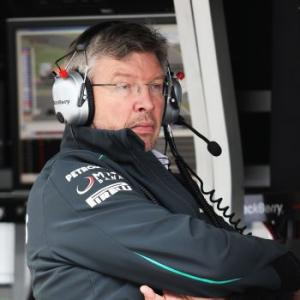 Brawn stands down as Mercedes F1 principal