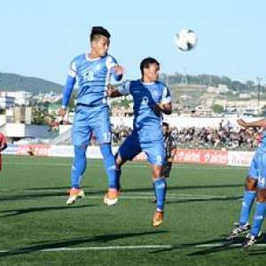 I-League: Rangdajied United hold champions Churchill Brothers