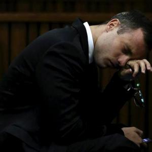 'I made a mistake, I took Reeva's life,' Pistorius tells South African court