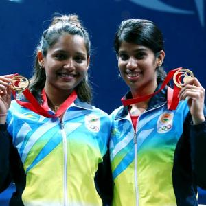 Pallikal expects to defend CWG squash doubles gold despite no coach