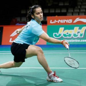 Sports Shorts: Saina progresses; Benzema, Ronaldo on target for Real