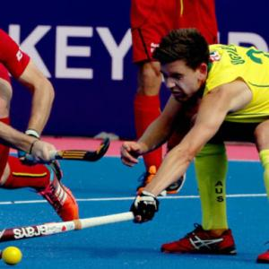 Champions Trophy: Belgium hold Australia in thrilling draw