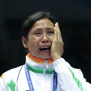 AIBA urged to take lenient view on Sarita Devi: Centre to HC