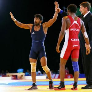 No gold for Yogeshwar as World body clears London Games winner