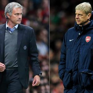 What drives super managers Wenger and Mourinho?
