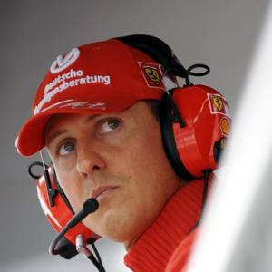 Finally, some positive news about F1 legend Schumacher's health