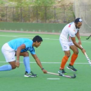 India beat SA in last World Cup hockey warm-up