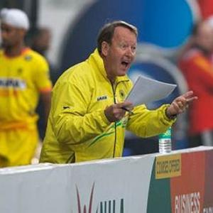 India men's hockey coach Terry Walsh quits