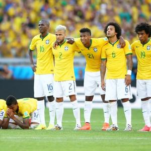 Sports Shorts: Alves blames media for Brazil's World Cup debacle