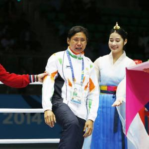 'Regretful' Sarita Devi offers 'unconditional apology' for medal ceremony row