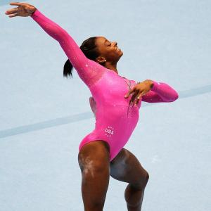 Why Simone Biles, a 17-year-old, is sportswoman of the year