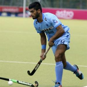 Hermanpreet hat-trick helps India down Malaysia in Johor Cup