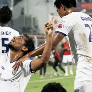 Meet the first Indian goal scorer of ISL