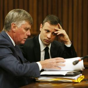 Pistorius 'can't get away with this', Steenkamp's cousin tells court