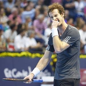 Valencia Open: Murray ousts Ferrer to boost London bid