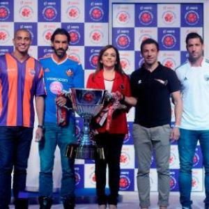 'The ISL is the most interesting time for Indian football'
