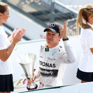 Deliberate? I just made a mistake, says Rosberg