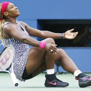 I did not think I was going to win a Slam this year: Serena